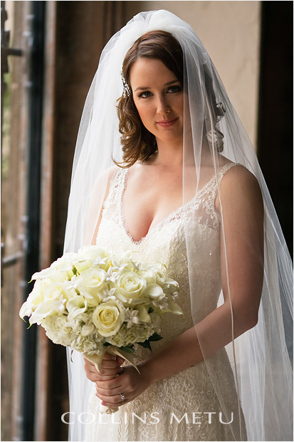 Bridal Portraits at Las Velas in Houston TX by Collins Metu