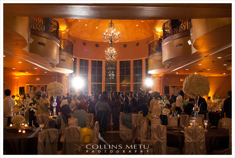 Wedding at The Centrum and Reception at Chateau Polonez  Photos by Collins Metu
