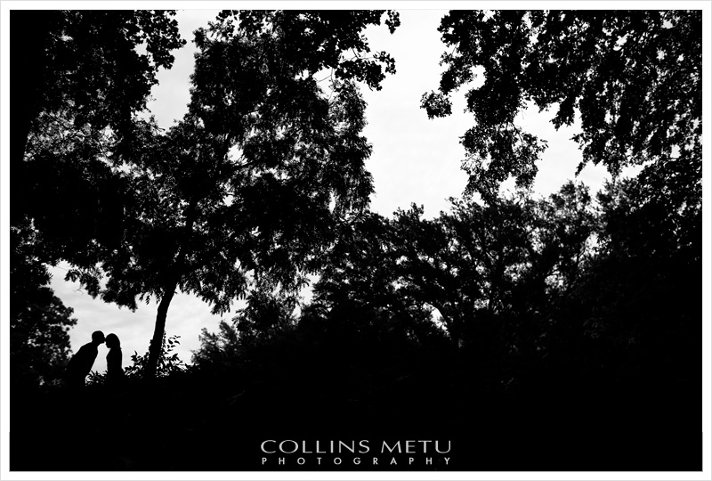 Creative Dallas Engagement Session  Photos by Collins Metu