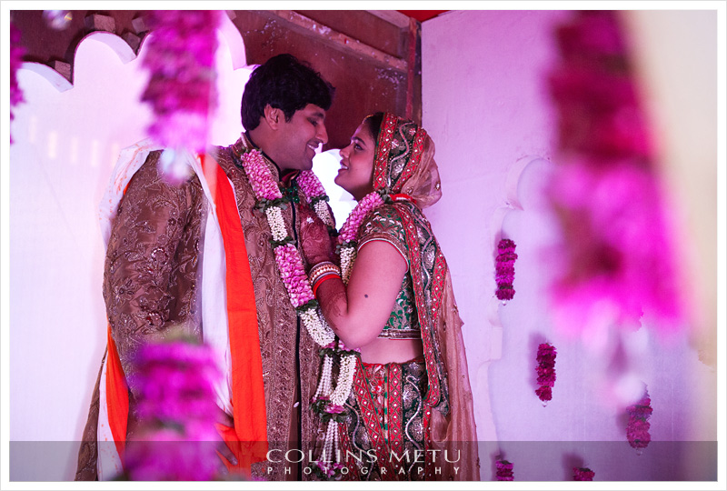 South Asian Hindu Wedding in Mumbai India