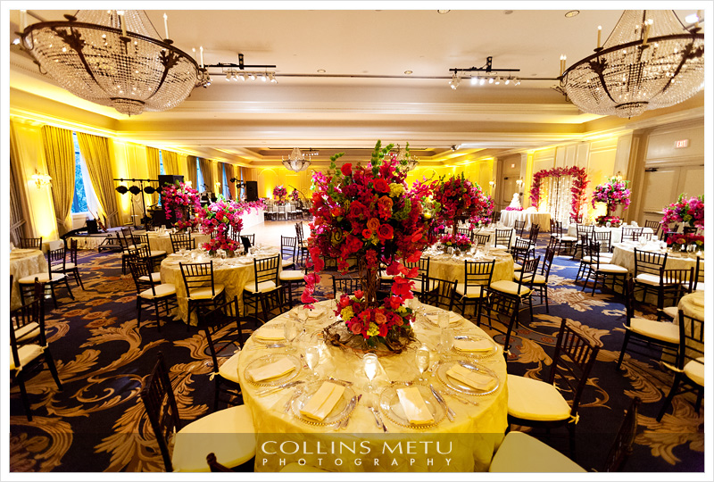 Wedding at the Houstonian Hotel and Spa