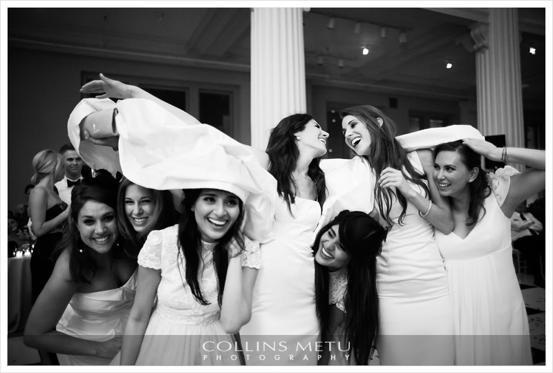 Jewish Wedding at the Corinthian in Houston