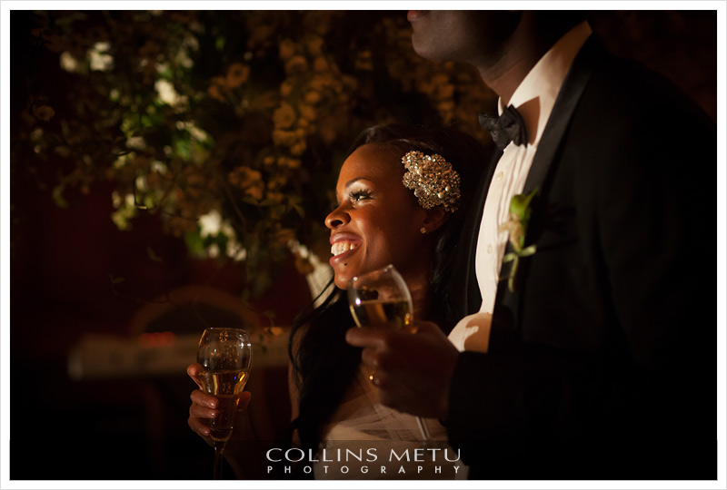 Wedding at La Colombe D'Or in Houston Texas