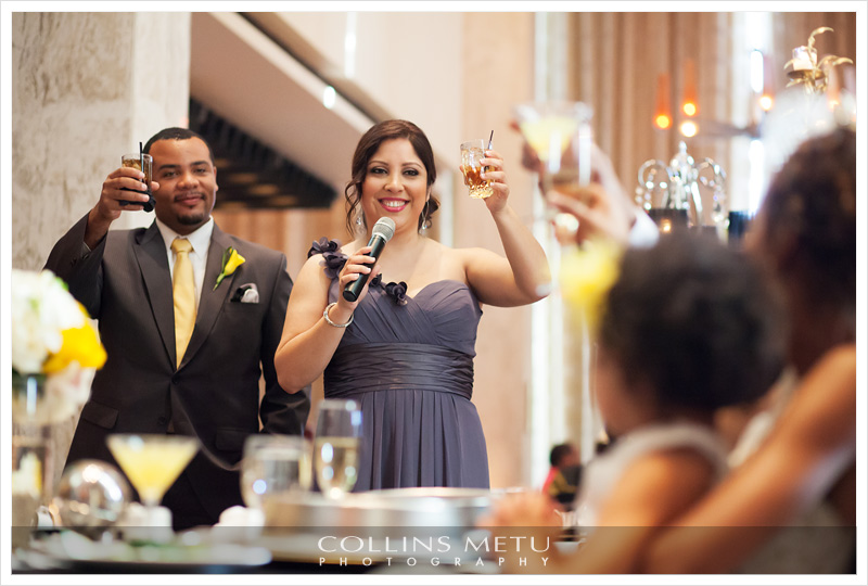 Wedding at The Petroleum Club of Houston