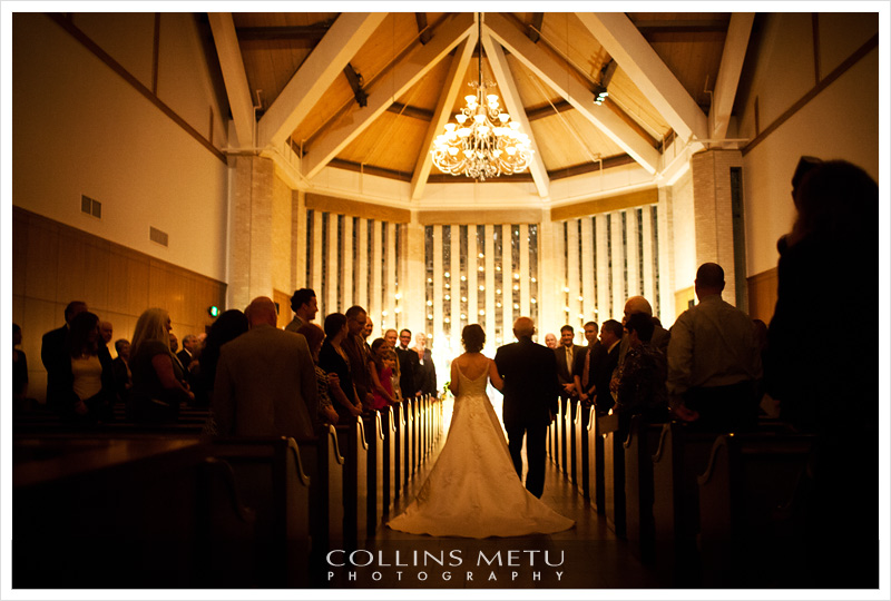 Wedding at Tallowood Baptist Church