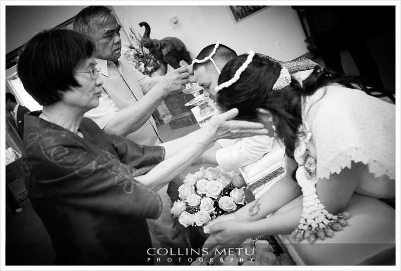 Thai wedding at Magnolia Hotel Houston