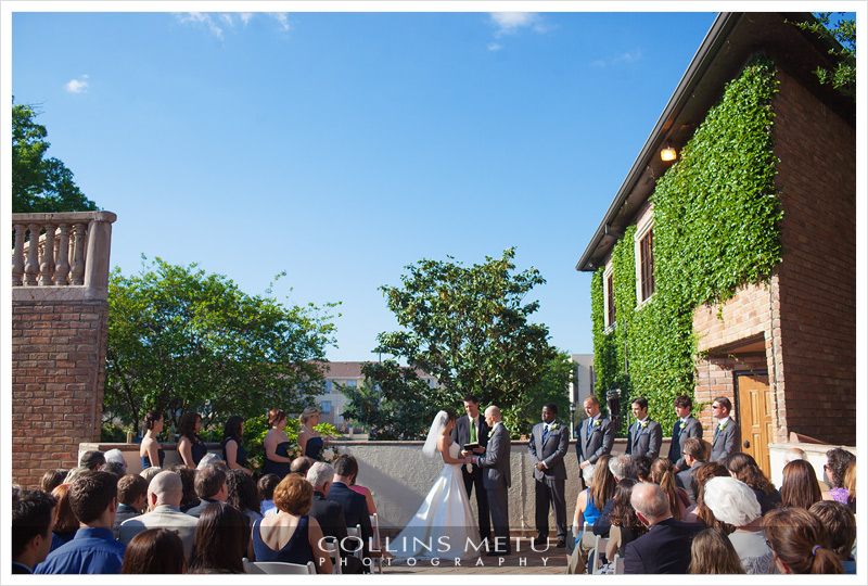 Wedding at The Gallery in Houston Texas